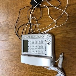 単純な電話機 値下げ
