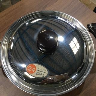 ラゴスティーナ鍋  26センチ(新品)イタリア製