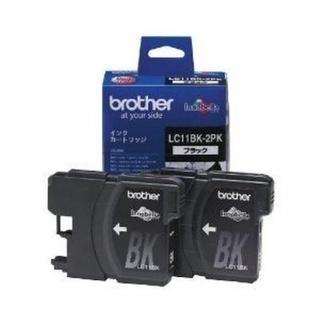 brotherインクカートリッジLC11BK-3PK