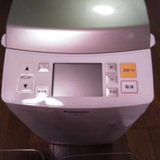 ホームベーカリー Panasonic GOPAN 2013年製
