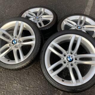 BMW純正ダブルスポーク461M 18インチ 1シリーズ、…