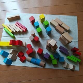 木製つみき・つみあげサーカス