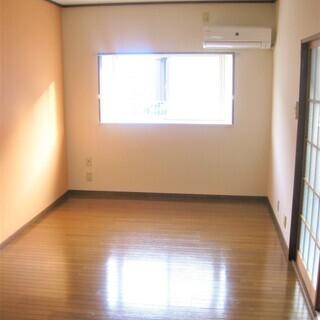 ★菅谷町 2LDK 家賃4.2万★ 1F角部屋 初期費用6万以下!
