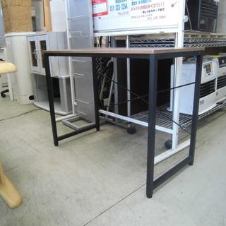 南12条店 作業台 テーブル 作業机 パソコンデスク 幅95cm