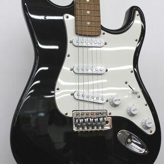 □エレキギター ストラトタイプ SELDER 黒