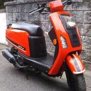 パンダの国からやって来た元気な125ccスクーター