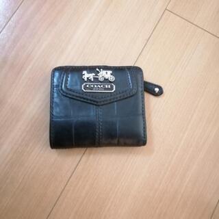 コーチ コンパクト財布