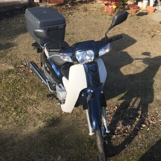 ホンダ スーパーカブ 50cc 受付終了
