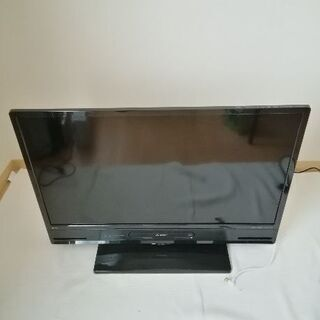 三菱 ブルーレイ&HDD内蔵液晶テレビ  LCD-V32BHR10