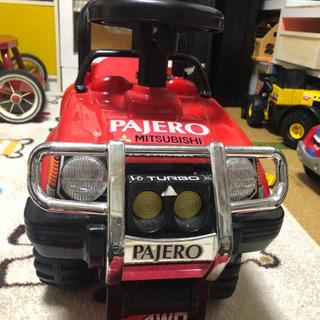 パジェロ 子供用 ミニカー