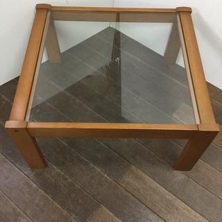 ガラス天板 センターテーブル