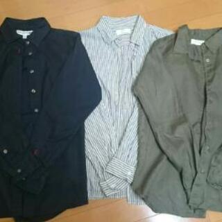 ユニクロ レディース長袖 3枚セット