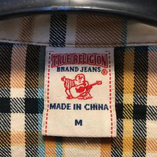 True Religion レディースコットンシャツ