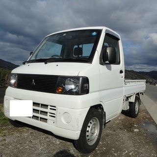 ☆彡19yミニキャブトラックVX-SE!4WD!走りの5MT!バ...