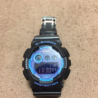 G-SHOCK PROTECTION 3427