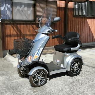 電気自動車 シルドLX4W シリコンバッテリーモデル