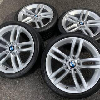 BMW純正ダブルスポーク461M 18インチ 1シリーズ、3シリーズ