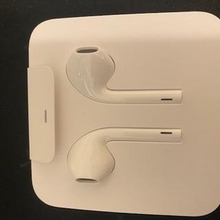 iPhoneイヤホン( 変換 アダプタ付き)