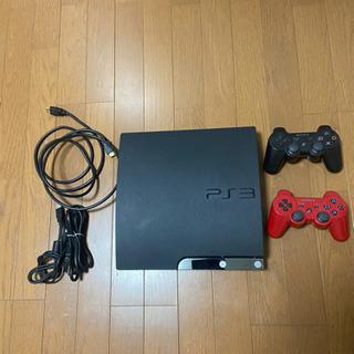 PS3とcontroller2つ