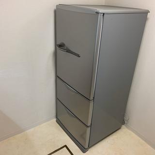【無料配送】SANYO 255L 冷凍冷蔵庫 SR-261…