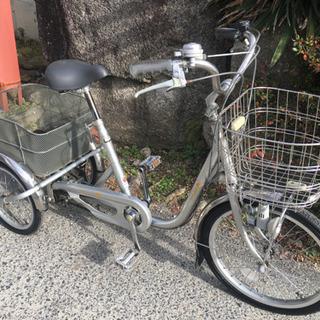 72.三輪自転車(スイング切替タイプ)