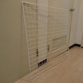 メッシュ パネル 白 90cm×90cm