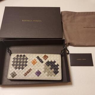 BOTTEGA VENETA イタリア製財布 新古品