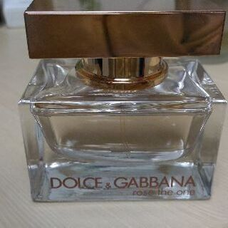 **DOLCE&GABBANA香水**Rose the one ...