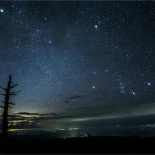 『奈良の大台ヶ原へ星空見に行きませんか🌠』