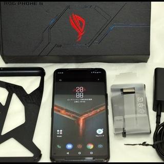 美品 ASUS ROG Phone II (12GB 1TB) ...
