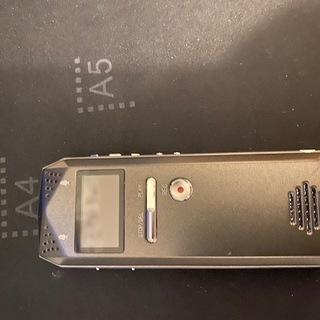 小型ICボイスレコーダー 簡単マルチ 高感度 8GB 長時間 録...