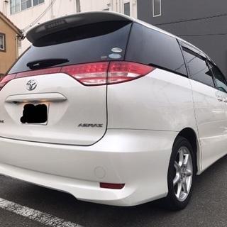トヨタ エスティマ アエラスGエディション パールホワイト  フル装備 − 大阪府