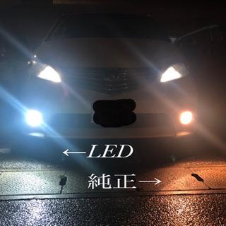 HB3/HB4兼用type LED