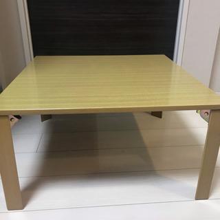 折りたたみテーブル  ローテーブル 座卓