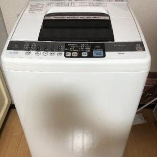 【取引中】日立 全自動洗濯機
