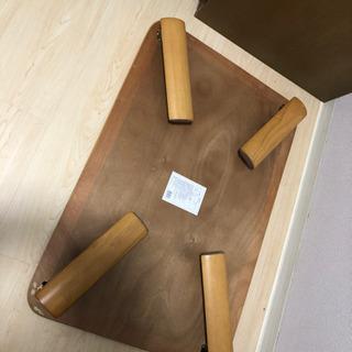 折り畳みのテーブル お譲りします 取りに来てください