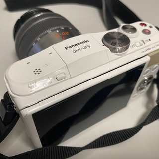 パナソニック Panasonic DMC-GF6W-W [LUM...