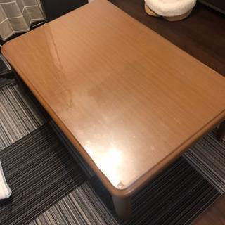 こたつ テーブル 使用期間1年程