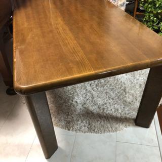 ダイニングテーブル 椅子6脚 セット