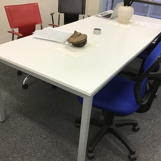 会議用テーブル差し上げます