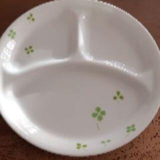 コレール食器 ワンプレート皿 2枚セット 美品