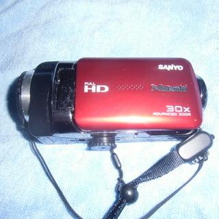 SANYO Xacti DMX-SH11 ビデオカメラ