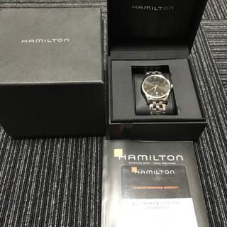 ハミルトン 腕時計 ジャズマスターシンライン クォーツ
