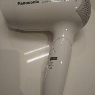 ドライヤー Panasonic 白or黒