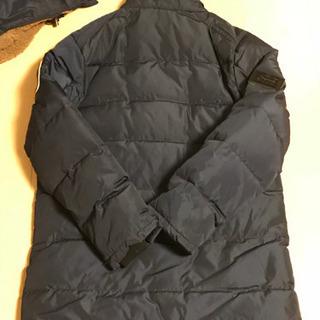 ネイビー 中綿ジャケット サイズ 150cm
