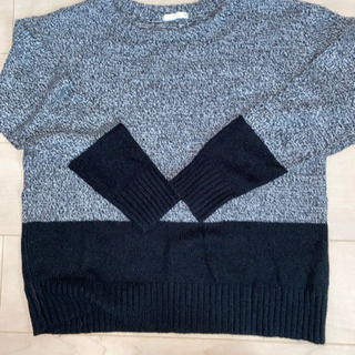 【今月は220円】GUセーター