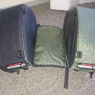 GOLDWIN サイドバッグ シートバッグ ツーリング用品