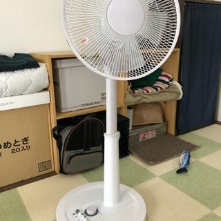 扇風機 ほぼ新品 1シーズンのみ使用