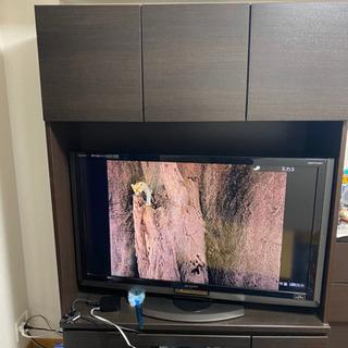 50インチ対応 テレビボード どなたか引き取っていただけませんか?