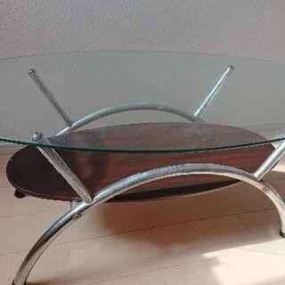 ガラステーブル【無料】